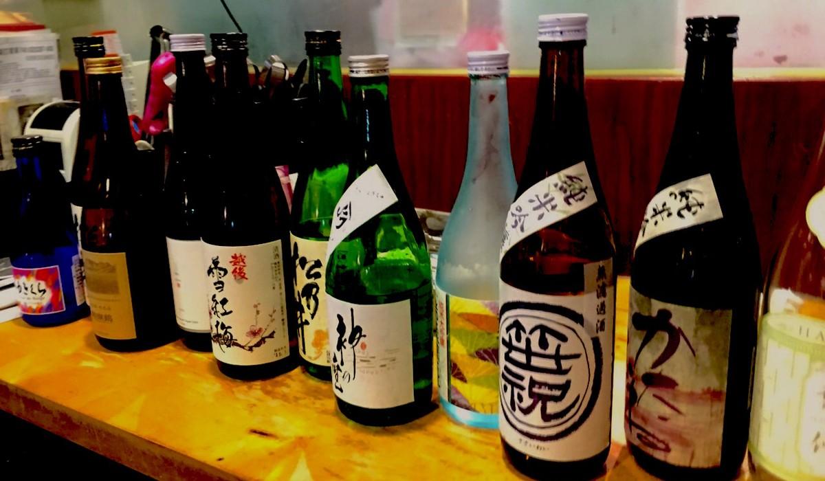 台湾 日本酒試飲会ラインナップ